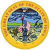 Seal steat Iowa