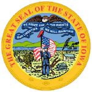 Varnum v. Brien - Image: Iowastateseal
