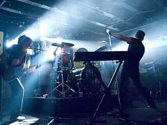 Innerpartysystem -  Innerpartysystem at TNT Bar, 2008.
