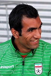 Mehrdad Pooladi Iranian footballer