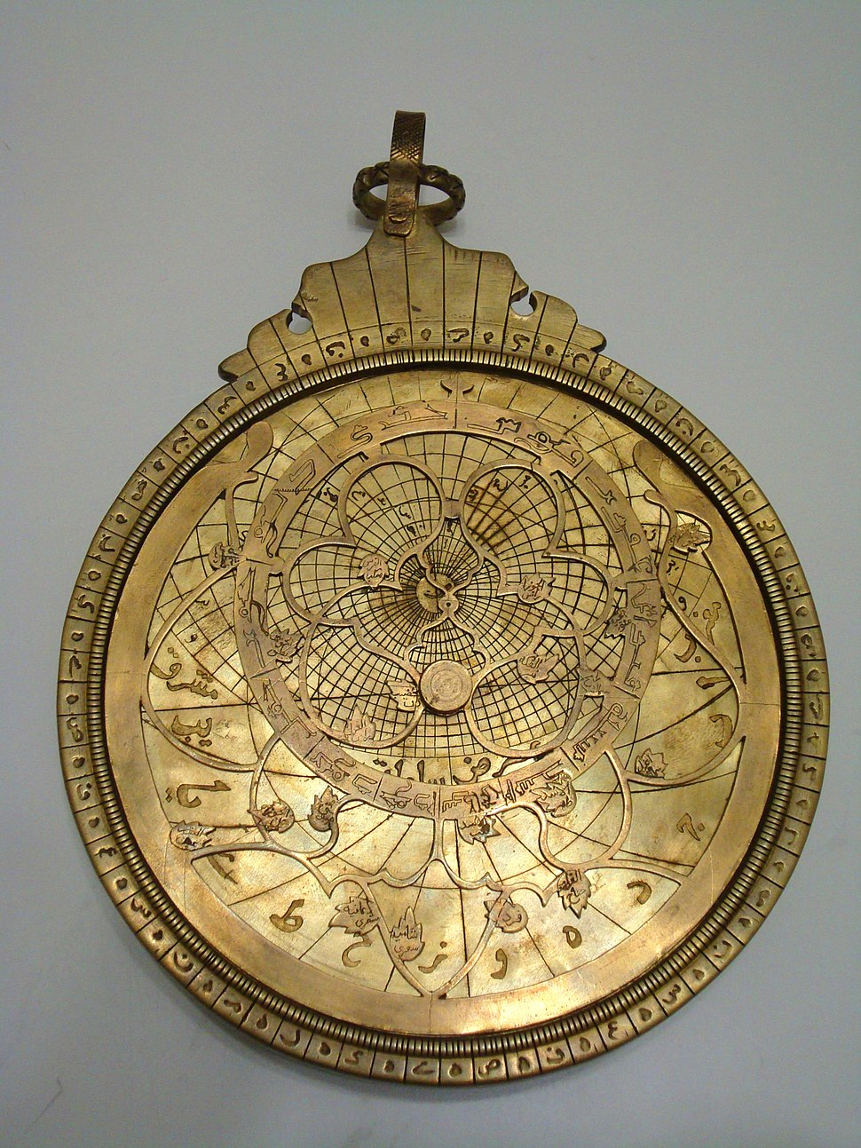 Iranian Astrolab