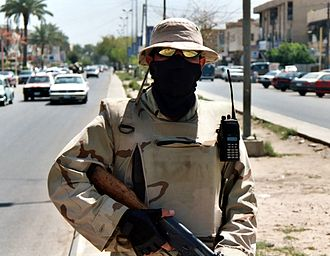 Iraqi insurgency (2003–11) - Interpreters, mostly Iraqi Americans on patrol with U.S. troops, became frequent targets of insurgents during the war