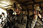 Iraqi Police, U.S. Soldiers Presence Patrol DVIDS115555.jpg