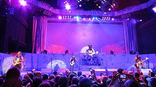 Maiden England World Tour concert tour