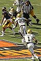 Ishmael Adams against Cal.JPG