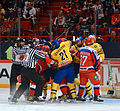 Ishockey Sweden-Russia in May 4th, 2014.jpg