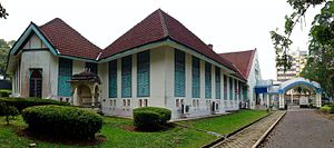 Islamic Heritage Museum - Madrasah Melayu Kuching (Old) 01