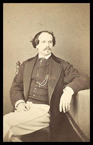 Italo Gardoni - Italo Gardoni circa 1860