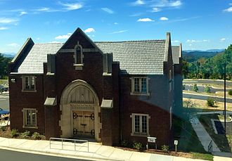 Asheville–Buncombe Technical Community College - Ivy Hall