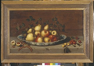 Still Life with Fruit on a Plate