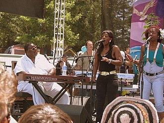 JGB (band) - Melvin Seals and JGB, 2008