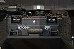 JGSDF AAV7(97-0544) front grille front view at Niconico chokaigi April 28, 2018.jpg