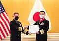 JMSDF Chief of Staff Yamamura Hiroshi receives the Legion of Merit.jpg