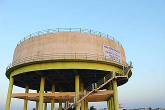 Jawaharlal Nehru National Urban Renewal Mission - Overhead Water Tank Capacity 3 million litres, at Barat Nagar BHEL under Bhopal Municipal Corporation