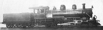 4-4-2 (locomotive) - Japanese 6600 Class