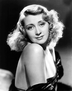 Joan Blondell American actress