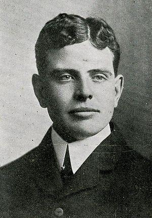 J. Nort Atkinson - Atkinson pictured in the Masegun 1902, Ottawa yearbook