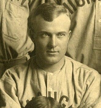 Jack Enzenroth - Enzenroth at Michigan, 1910