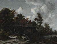 Jacob van Ruisdael - Watermill.jpg