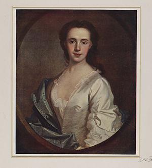 Lady Anne Farquharson-MacKintosh - Portrait of Lady Mackintosh