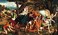 Jacopo Bassano - La Fuga in Egitto (Norton Simon Museum).jpg