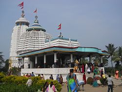 Jagannath temple at Gunupur,Rayagada.jpg