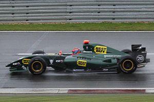 Jake Rosenzweig - Jake Rosenzweig at the 2011 Nürburgring World series by Renault round
