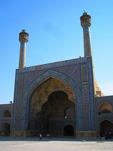 エスファハーンのジャーメ・モスクの画像 p1_6