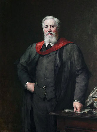 James Bell Pettigrew - James Bell Pettigrew, by Walter William Ouless, oil on canvas 137 x 102.5 cm, 1902