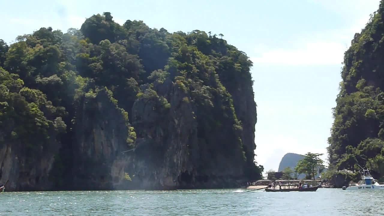 Phang Nga Bay Tours From Ao Nang