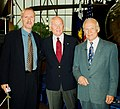 James Cameron John Glen and Buzz Aldrin (49099328511).jpg