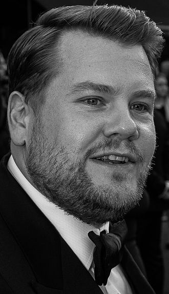 James Corden - Corden at the 2014 British Academy Television Awards, May 2014