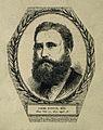 James Fawcus. Wood engraving. Wellcome V0001882.jpg