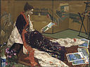 James McNeill Whistler - Caprice in Purple and Gold- The Golden Screen - Google Art Project.jpg