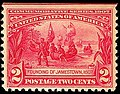 Jamestown founding 1907 U.S. stamp.1.jpg