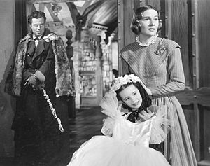 Margaret O'Brien - Orson Welles, Margaret O'Brien and Joan Fontaine in Jane Eyre (1943)