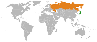 Diplomatic relations between Japan and Russia