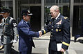 Japanese Minister of Defense Itsunori Onodera, left, meets with U.S. Army Gen. Martin E. Dempsey, chairman of the Joint Chiefs of Staff, at the Ministry of Defense in Tokyo, Japan, April 26, 2013 130426-D-VO565-001.jpg