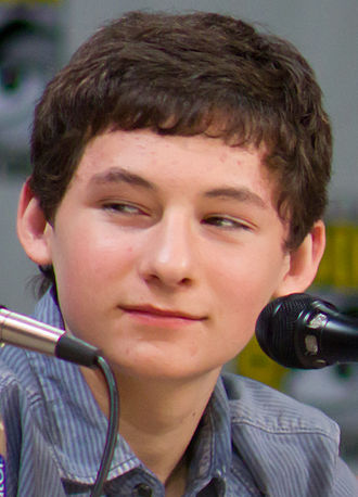 Jared S. Gilmore - Image: Jared Gilmore SDCC 2014