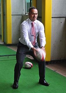 Jason Emery rugby player