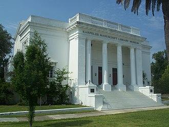 Springfield (Jacksonville) - Image: Jax FL Karpeles Library Museum 04