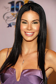 Jayde Nicole Canadian model, Playboys Playmate of the Month January 2007 and Playmate of the Year 2008