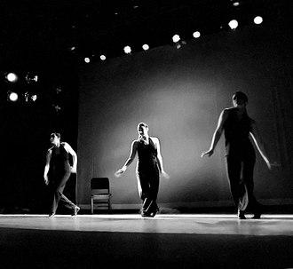 Jazz dance - Image: Jazzdance