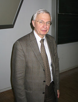 Jean-Marie Lehn in de Dresden University of Technology, 2008