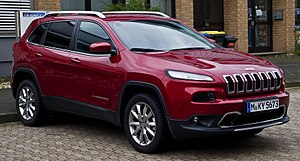 Jeep Cherokee Fifth Generation Kl