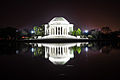 Jefferson Memorial & Tidal Basin at Night.jpg