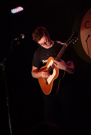 Jeremy Messersmith - Image: Jeremy Messersmith at The Cabin