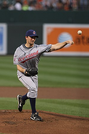 Jeremy Sowers - Sowers with the Cleveland Indians