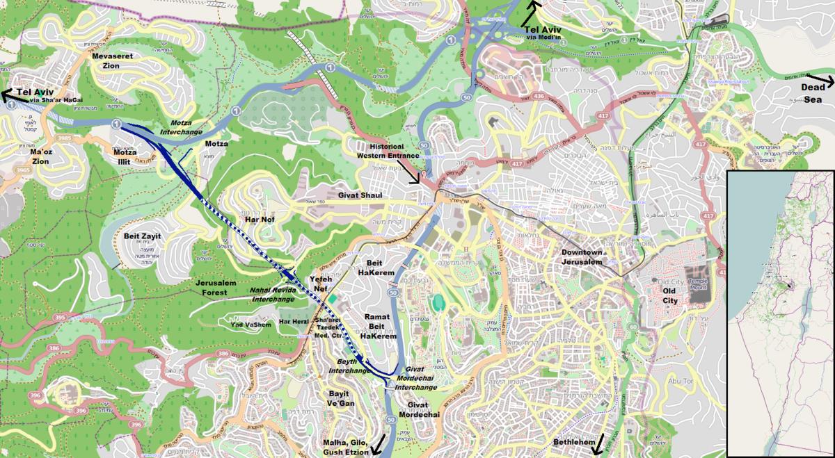 Jerusalem Road 16  Wikipedia
