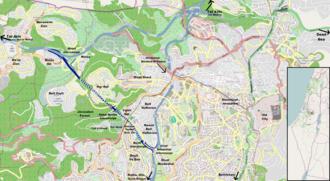 Jerusalem Road 16 - Image: Jerusalem Road 16
